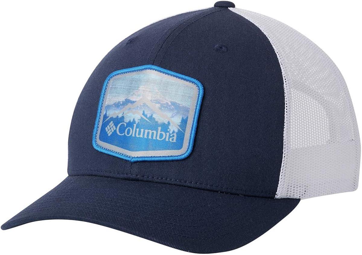 Columbia Hombre 1652541 Gorra de béisbol - Gris - Talla única ...