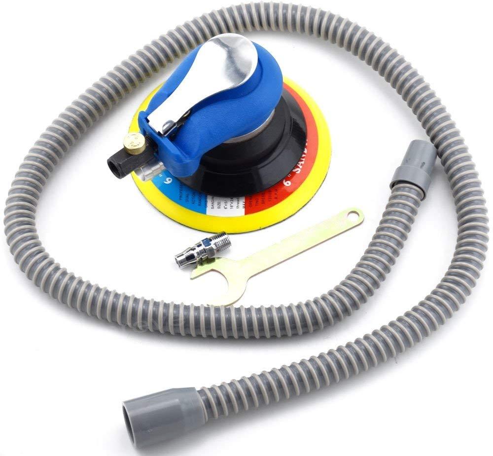 """Anesty-Ponceuse excentrique /à air comprim/é pneumatique orbitale avec disque /Ø 150 mm 6/"""""""