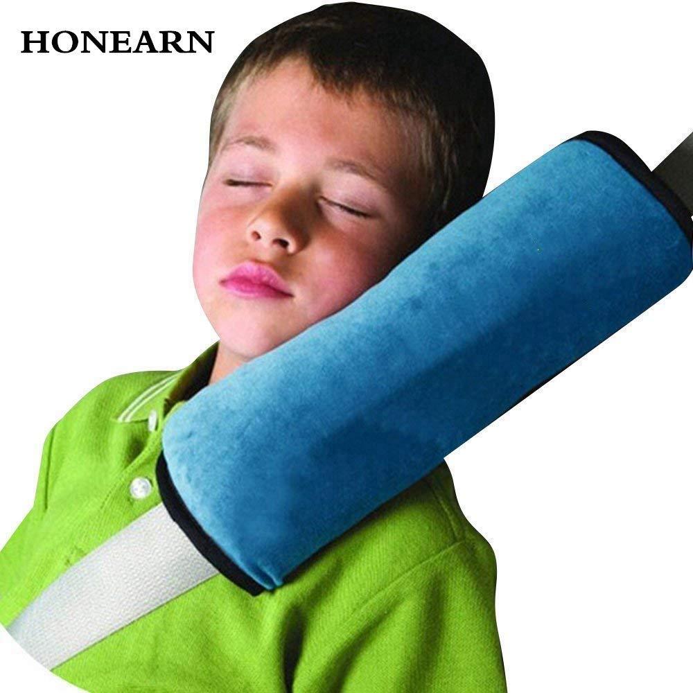 Doyeemei Child Kids Toddler Car Auto Seat Belt Shoulder Pad Cover Head Neck Support RICISUNG FEMSALBJBJ165