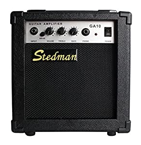 ymc 10 watt electric guitar combo amplifier with boost switch and 1 4 headphone out. Black Bedroom Furniture Sets. Home Design Ideas