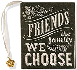 friends the family we choose mini book jax berman