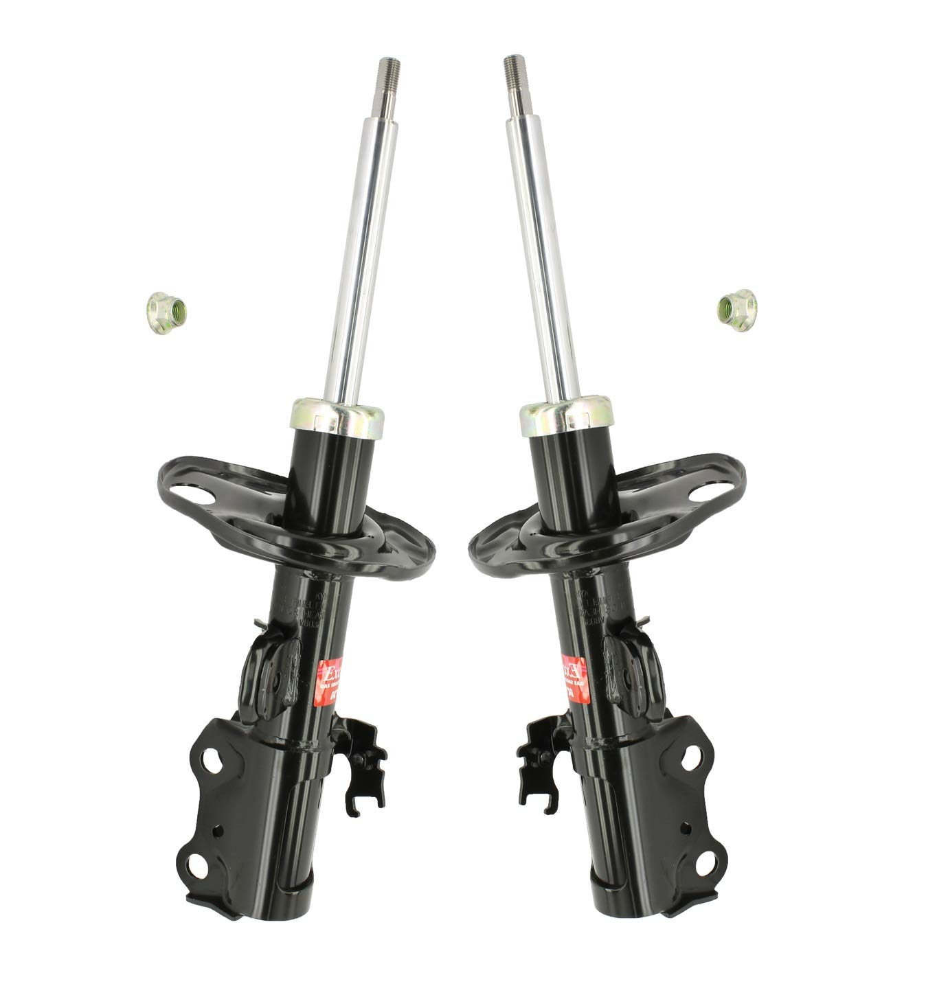 Pair Set of Front Left and Right KYB Excel-G Suspension Struts For Scion xB 2008-2015