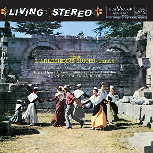Vinilo : Jean Morel - Bizet: L'arlesienne Suites 1 And 2 (200 Gram Vinyl)