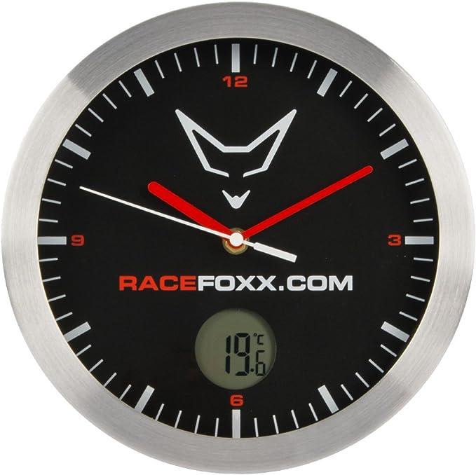 Die Perfekte Boxen Uhr Mit Haken Uhren Wanduhr Werkstatt Küche Haushalt Uhrzeit Temperaturanzeige Männeruhr Racefoxx Auto
