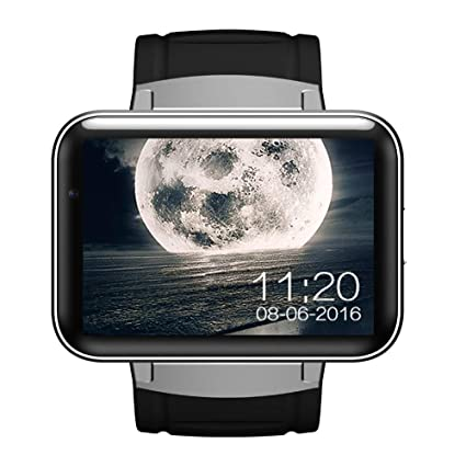Amazon.com: LIU551 Bluetooth Smart Watch 2.2 Inch Android OS ...