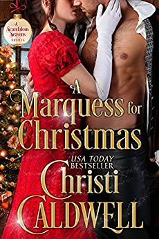 Marquess Christmas Scandalous Seasons Book ebook product image