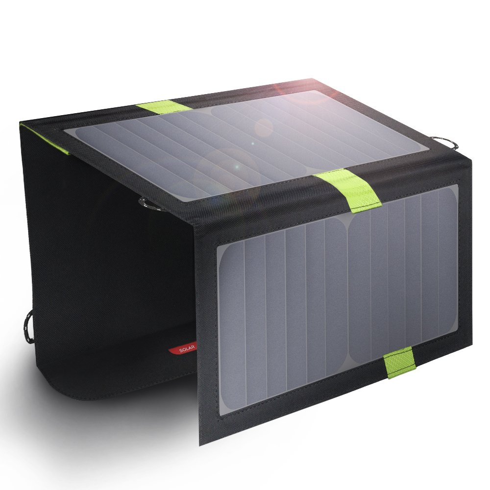 Cargador Solar Portatil de 20 Watts de Salida X-DRAGON