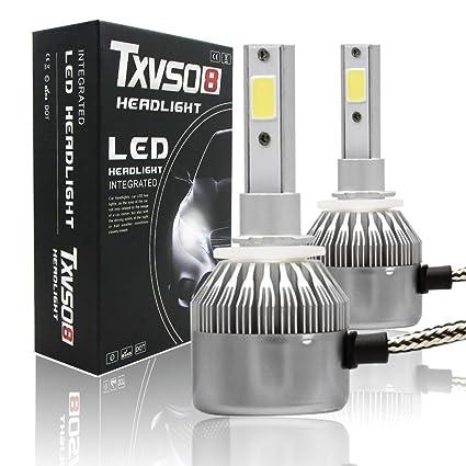 Bombillas LED para faros H27 / 880/881 Juegos de conversión Faros LED para automóviles