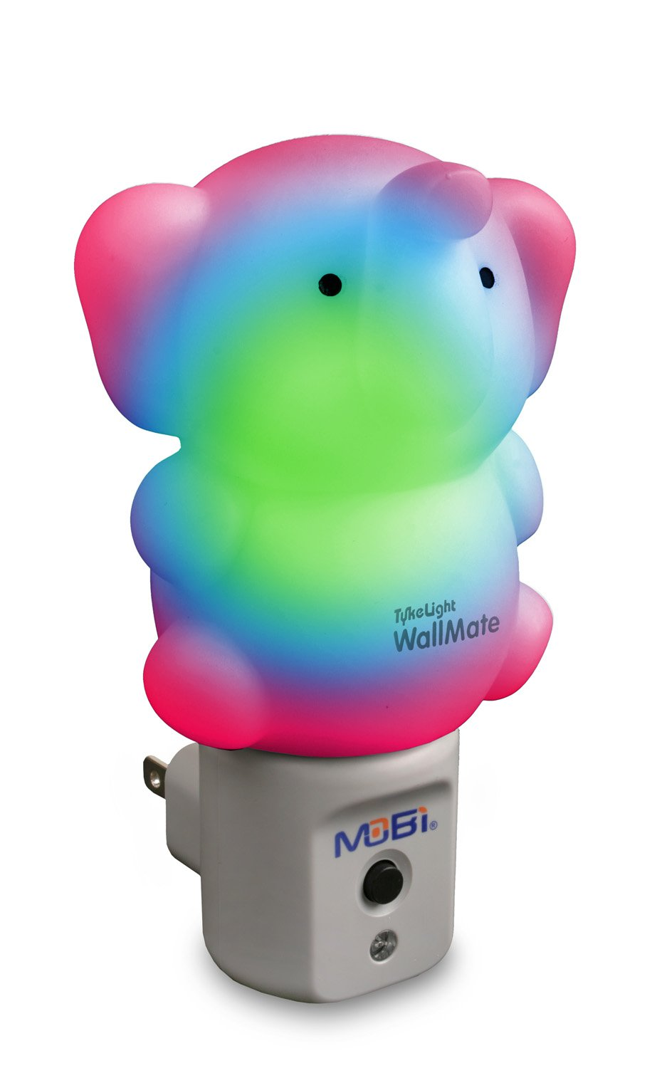 MOBI TykeLight WallMate Color-Changing LED Night Light 3