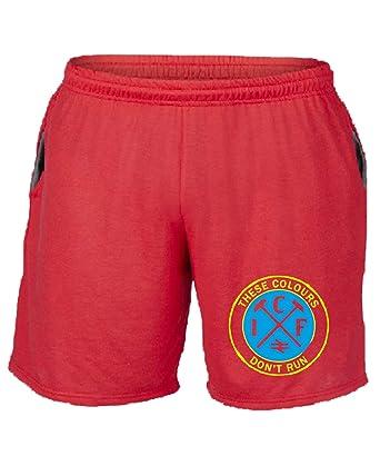 Speed Shirt TUM0004 West Ham Inter City Firm - Pantalón Corto de ...