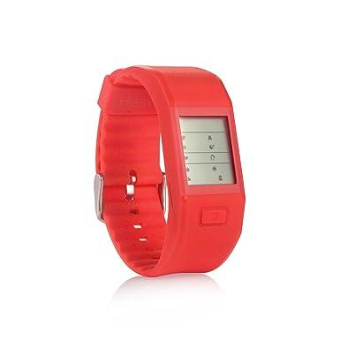 hesvitband – Mejor Activity Tracker Reloj para deporte, fitness y pulsera inteligente Salud, Tracker