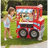 Little Tikes 2-in-1 Pretend Play Food Truck Kitchen