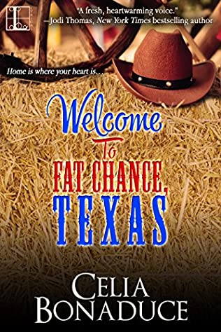 book cover of Welcome To Fat Chance, Texas