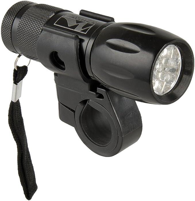 Cicli Bonin JY Hawk Front 5 LED 3 Functions Lampes Mixte Taille Standard Noir