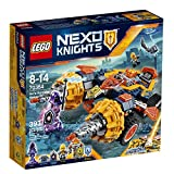 LEGO Nexo Knights Axl's Rumble Maker 70354 Building Kit (393 Piece)