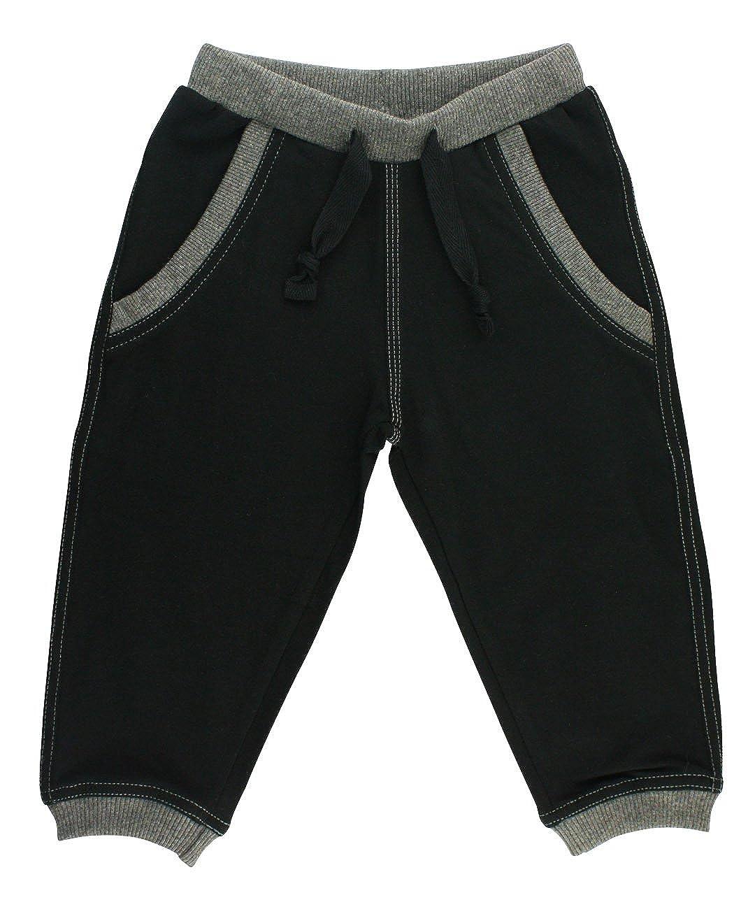セール 登場から人気沸騰 RuggedButts 3 PANTS ベビーボーイズ Months 3 - B074KNLSBW 6 Months ブラック B074KNLSBW, ブランド古着の買取販売カンフル:c1e5deda --- a0267596.xsph.ru