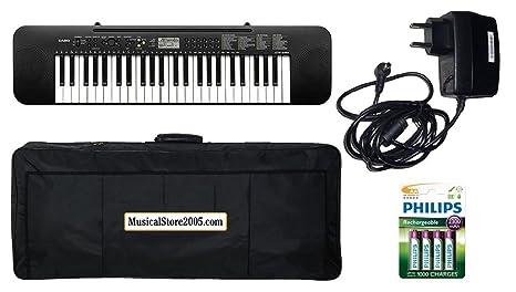 Casio Student Pack ctk240 teclado 49 teclas/accesorios Bundle