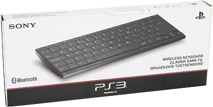 Sony Wireless Keyboard (PS3) [Importación Inglesa]