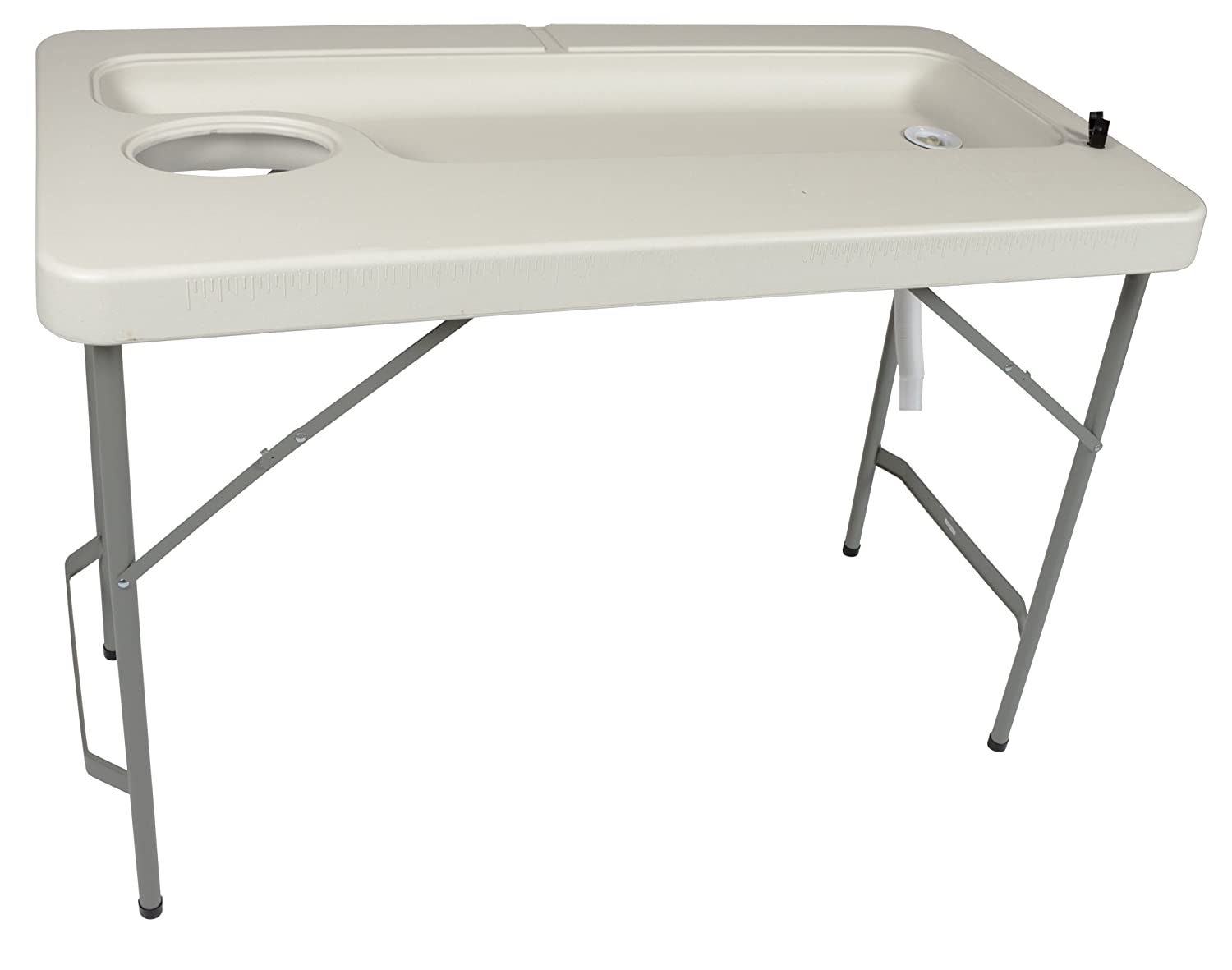 Coldcreek Outfitters Fillet Table (Gray) by Coldcreek Outfitters B004HQK9QI