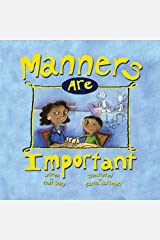 Manners Are Important Board book