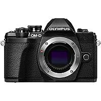 Olympus OM-D E-M10 Mark III Camera - Body Only (Black)