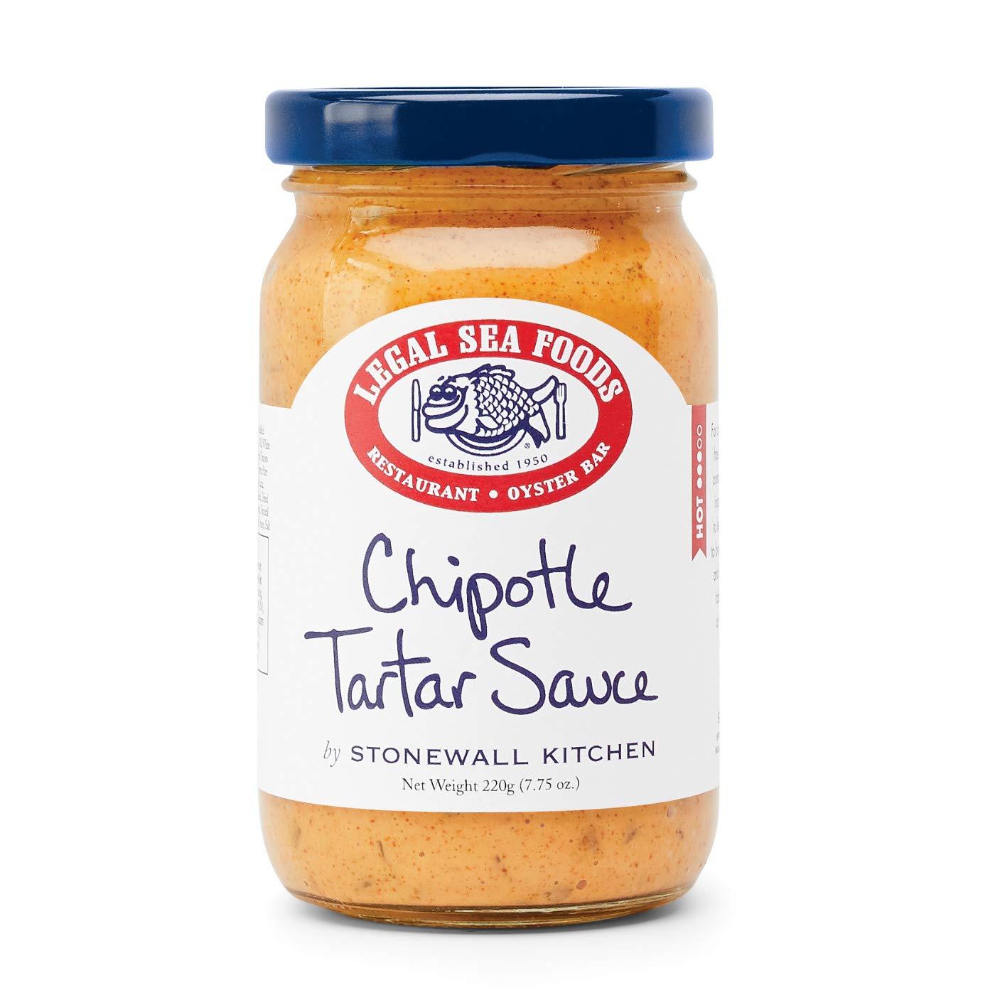 Legal Sea Foods Chipotle Tartar Sauce, 7.75 oz