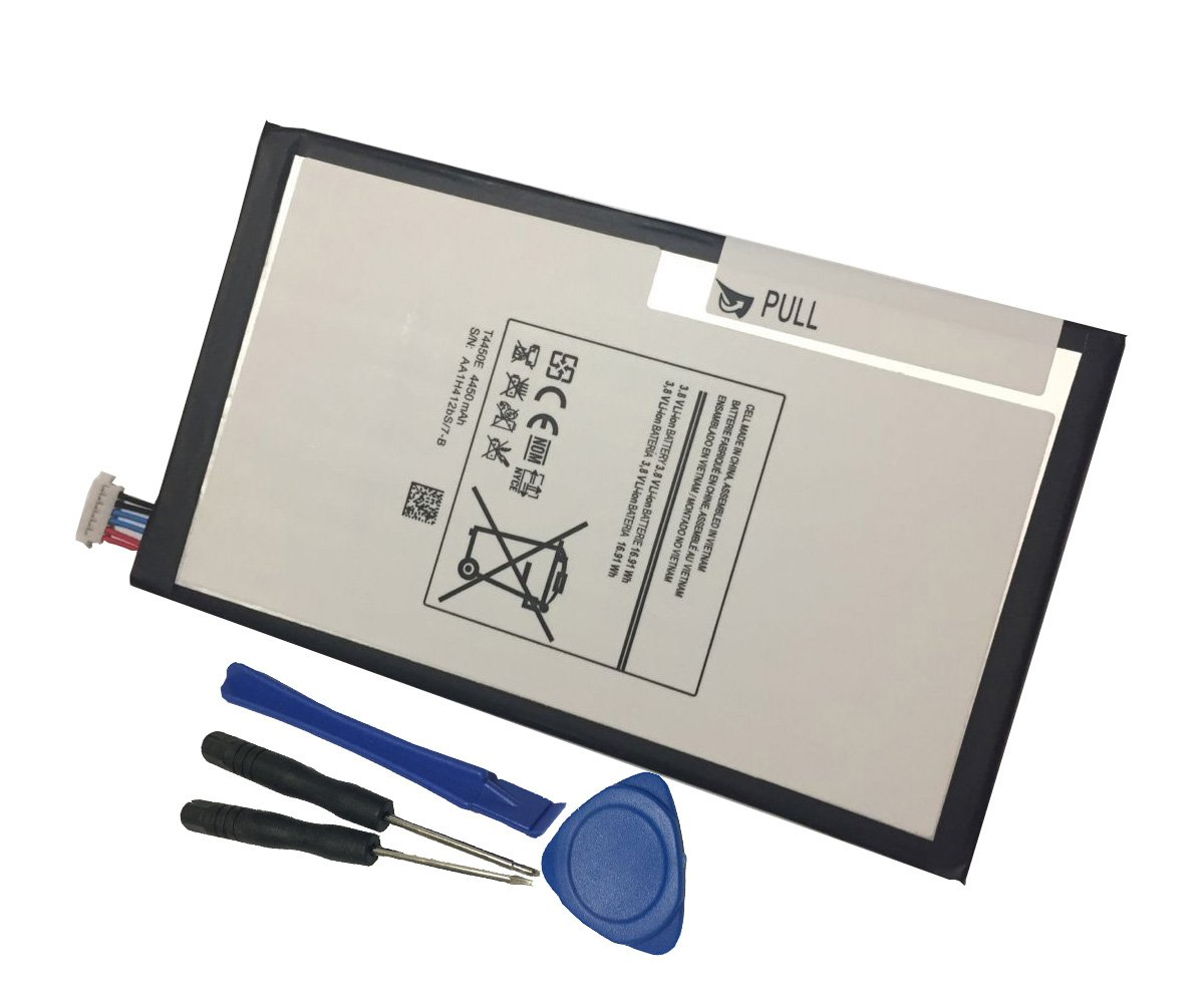 Tesurty Replacement Battery for Samsung Galaxy Tab 3 8.0'' T4450E 4450mAh SP3379D1H SM-T310 SM-T311 SM-T315