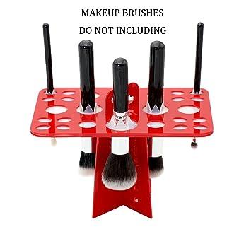 Amazon.com: Feiyan 26 agujeros Brochas de Maquillaje, set de ...