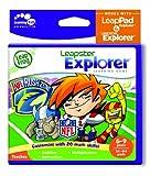 LeapFrog Explorer Learning Game: NFLRush Zone (works with LeapPad Explorer & Leapster Explorer)