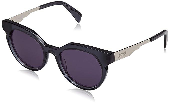 Just Cavalli JC872S Gafas de sol, Gris (Grey/Other/Smoke ...
