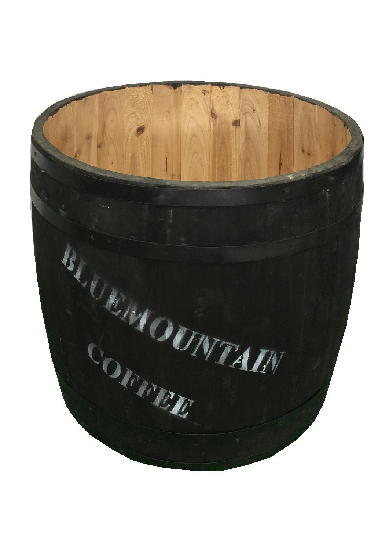 コーヒータル (黒) 1尺鉢用 φ43×H40 B01BN7S7JO