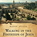 Walking in the Footsteps of Jesus: A Journey Through the Lands and Lessons of Christ Audiobook by Wayne Stiles Narrated by Wayne Stiles