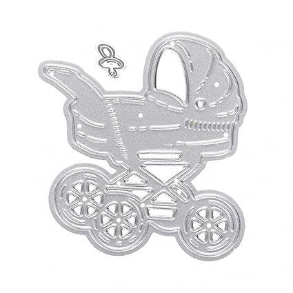 Plantilla de acero al carbono para cochecito de bebé ...