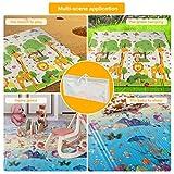 WV WONDER VIEW Baby Playmat Crawling Mat Folding