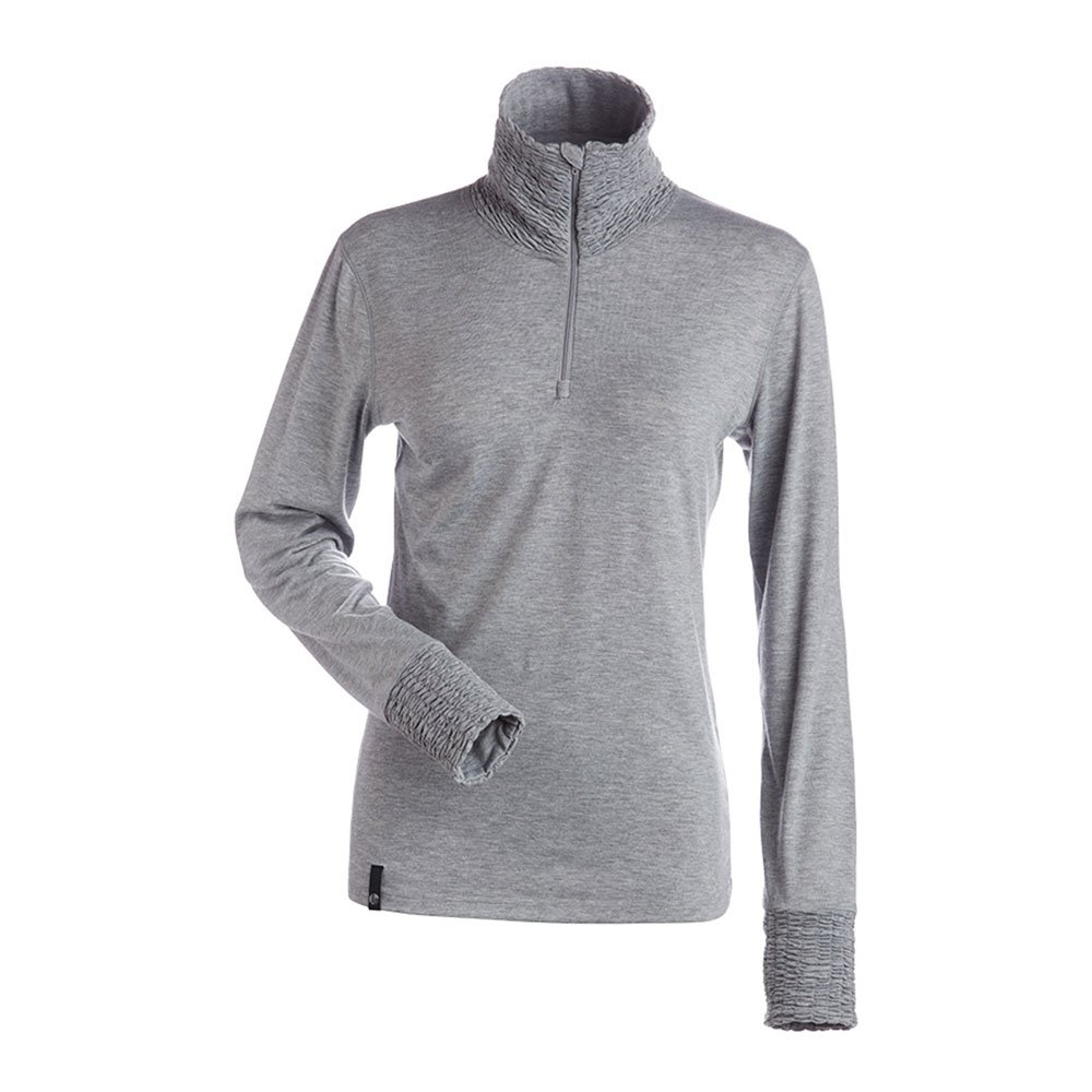 Nils Womens Holly 1//4 Zip T-Neck