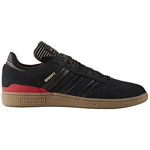 adidas uomini busenitz pro scarpe da skateboard cuore nero