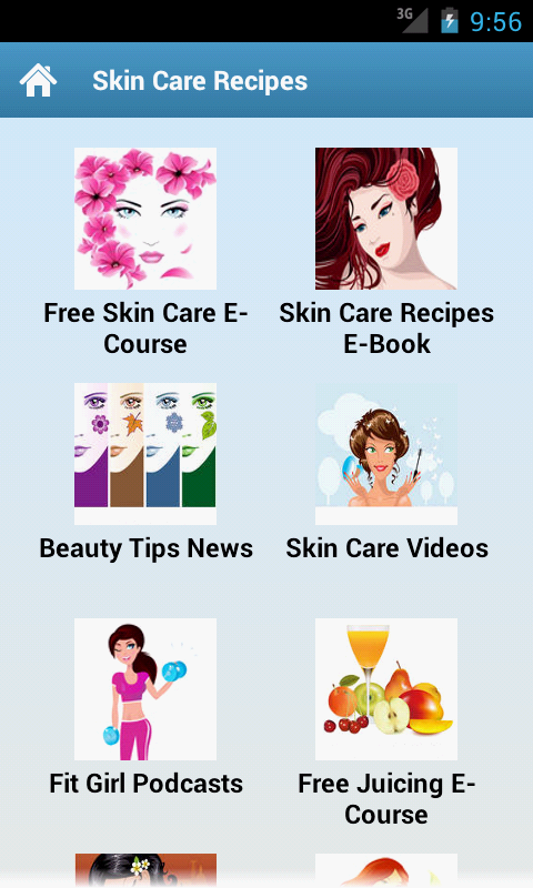 Amazon skin care recipes appstore for android fandeluxe Choice Image