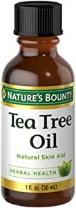 Nature's Bounty Tea Tree Oil 1 oz (Pack of 4)
