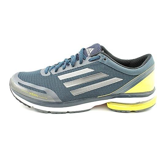Amazon.com | adidas Running Men's adiZero Aegis M Running Shoe, Tech Onix/Neo  Iron Metallic/Vivid Yellow, 12 D US | Track & Field & Cross Country