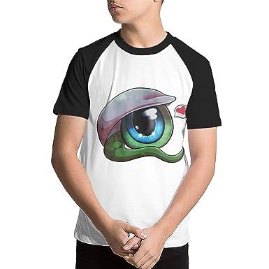 ef3bd6dff101 Hakalala T Shirts Jackseptic-Eye Cute Crew Neck Short Sleeve Tee Sports  Shirt for Teen