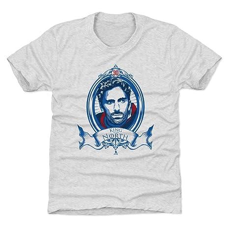 Amazon Com 500 Level Henrik Lundqvist New York Hockey Kids Shirt