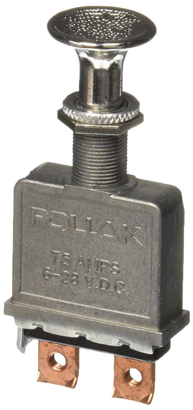 POLLAK (35306P Push/Pull Switch