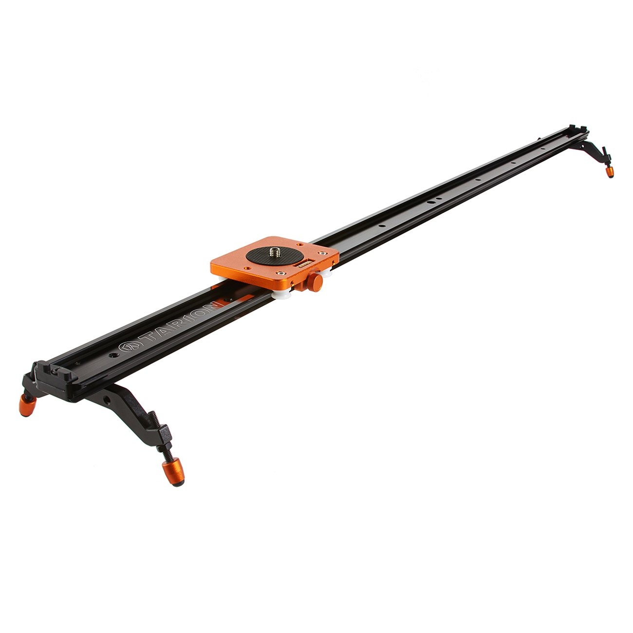 TARION TR-SD80 80cm 31.5'' Camera Track Slider Stabilizer Stabilization System with Portable Case for DSLR Video Camera Camcorder Canon Nikon (Upgraded Version) by TARION