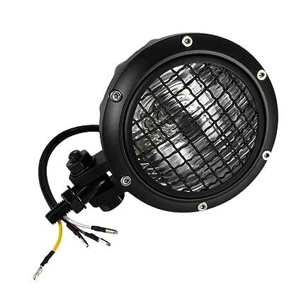 non-brand 12V Luz de Delantero LED para Moto/Faro de ...