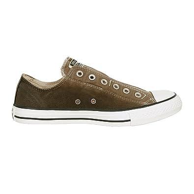 9843d38247ad5a Converse Chuck 151214C All Star Sneaker Slip khaki Engine
