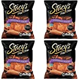 Stacy's Cinnamon Sugar Flavored Pita Chips, 7.33 Ounce (Pack of 4)