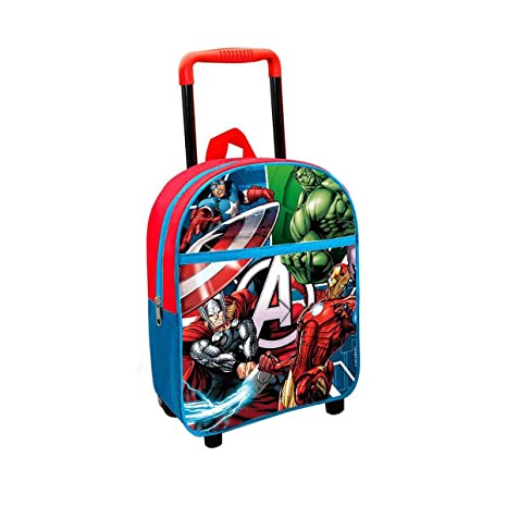 97096466f2 AVENGERS - Zaino Trolley Asilo - Scuola 2016-2017: Amazon.it: Giochi ...