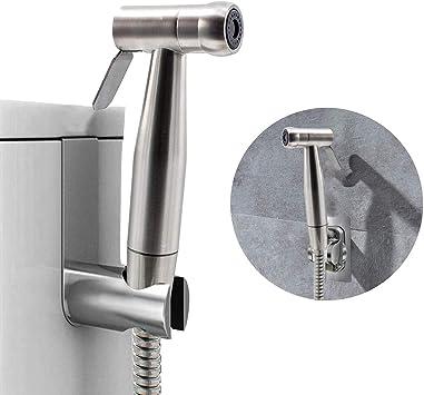 Lohner Hand Cloth Diaper Sprayer For Toilet Stainless Steel Handheld Bidet Sprayer For Bidets Attachment Bidet Sprayer Kit Chrome Bidet Attachments Amazon Canada