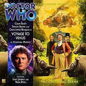 Doctor Who - Voyage to Venus Audiobook