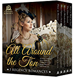 All Around the Ton: 5 Regency Romances